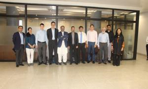 Cargill management with SDSB Faculty